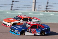 Ty Majeski, Ford EcoBoost Ford Mustang Daniel Hemric, Richard Childress Racing Chevrolet