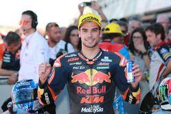 Le vainqueur Miguel Oliveira, Red Bull KTM Ajo