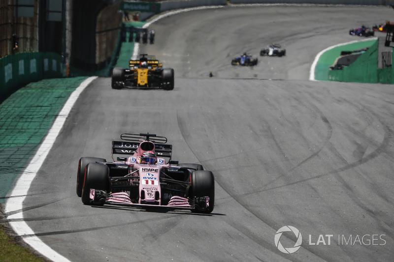 9e : Sergio Pérez (Force India)
