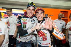 Worldchampion Marc Marquez, Repsol Honda Team with Alex Marquez, Marc VDS