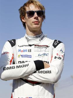 Брендон Хартлі, Porsche Team