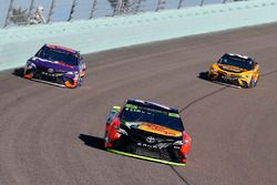 Martin Truex Jr., Furniture Row Racing Toyota, Denny Hamlin, Joe Gibbs Racing Toyota, Matt Kenseth,