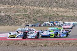 Juan Martin Bruno, Coiro Dole Racing Dodge, Nicolas Gonzalez, A&P Competicion Torino