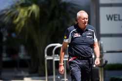 John Booth, Racing Director, Toro Rosso