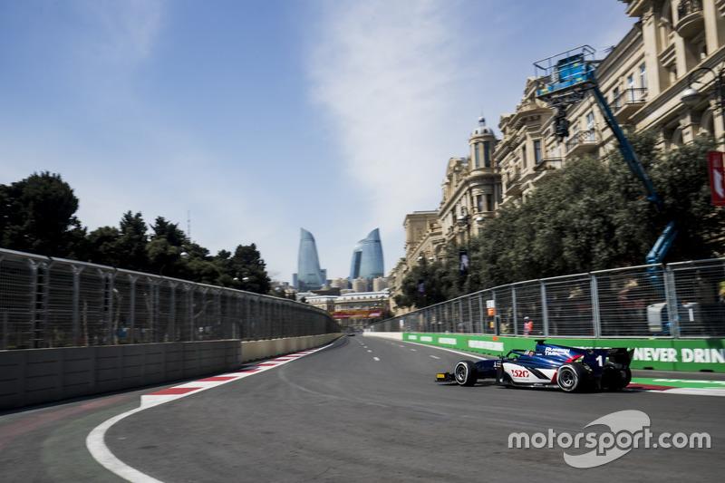 Формула 2, II этап, Баку