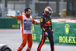 Max Verstappen, Red Bull Racing na opgave