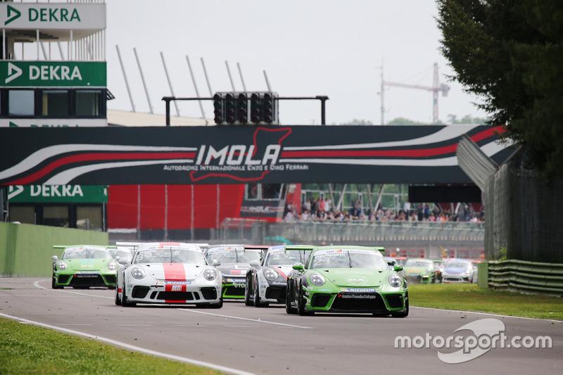 Bashar Mardini, GDL Racing e Diego Bertonelli, Dinamic Motorsport