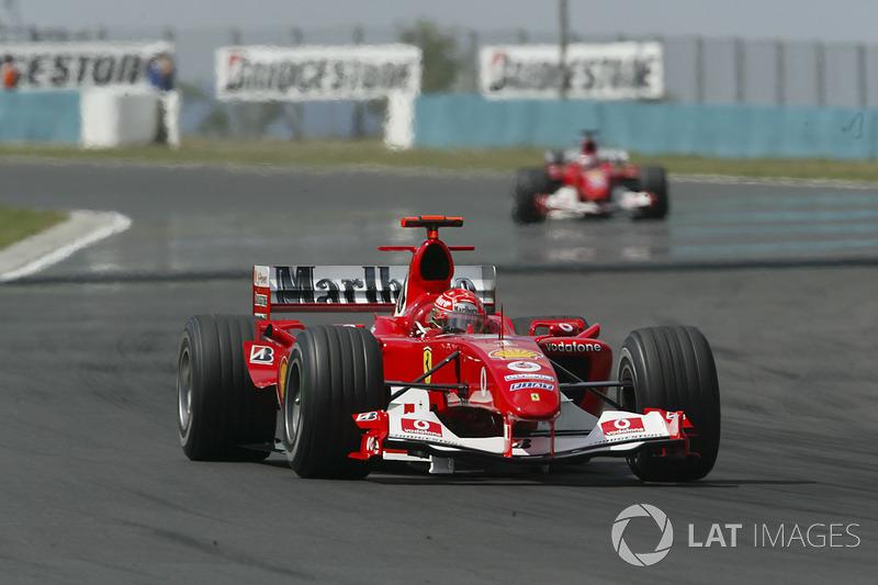 #82 GP de Hongrie 2004