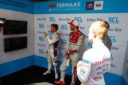 Sam Bird, DS Virgin Racing, Daniel Abt, Audi Sport ABT Schaeffler, Nelson Piquet Jr., Jaguar Racing,