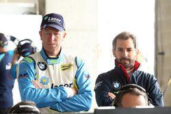 #100 BMW Team SRM BMW M6 GT3: Steven Richards, Timo Glock