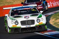 Энди Соучек, Максим Суле, Венсан Абриль, Bentley Team M-Sport, Bentley Continental GT3 (№18)