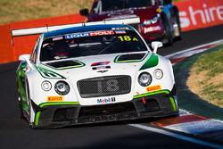 #18 Bentley Team M-Sport Bentley Continental GT3: Andy Soucek, Maxime Soulet, Vincent Abril