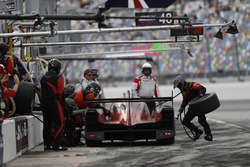 #38 Performance Tech Motorsports ORECA LMP2, P: James French, Kyle Masson, Joel Miller, Pato O'Ward, pit stop