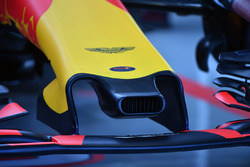Red Bull Racing RB13 : vue détaillée du nez