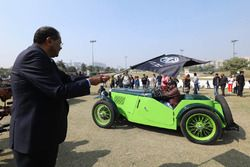 P Balendran, MG Motor Hindistan Direktörü