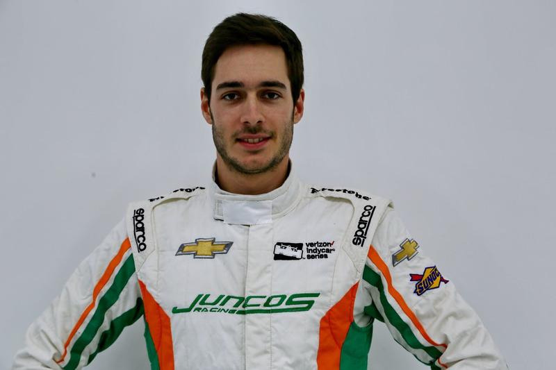 #32: René Binder, Juncos Racing, Chevrolet