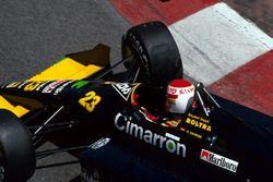 Adrian Campos, Minardi M188