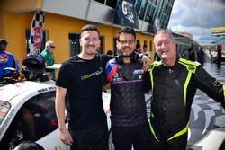 Carter Fartuch, Alfonso Alvarez, Michael Mennella, TLM Racing