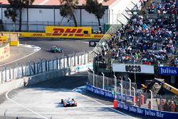 Nick Heidfeld, Mahindra Racing e Oliver Turvey, NIO Formula E Team