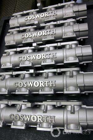 Детали двигателя Cosworth