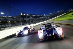 #23 United Autosports Ligier LMP2: Phil Hanson, Lando Norris, Fernando Alonso, #32 United Autosports