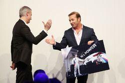Глава BMW Motorsport Йенс Марквардт и Билл Оберлен