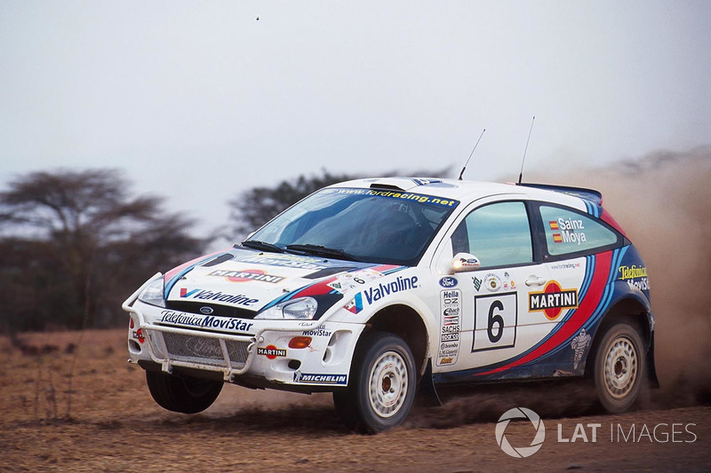 5. Rally de Chipre 2000: 64,11 km/h