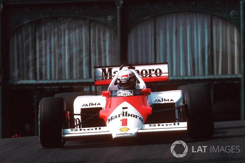 1986 Monaco GP
