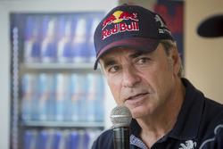 Карлос Сайнс, Peugeot Sport