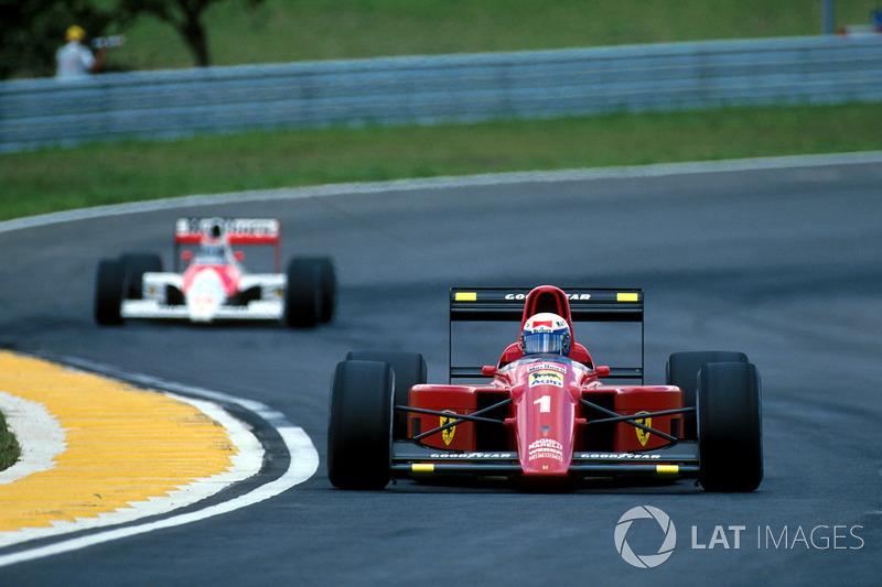 1990 Brazil GP