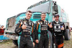 Тон ван Генугтен, Бернард Дер Киндерен и Петер Виллемсен, Petronas Team de Rooy Iveco, Iveco Powerst