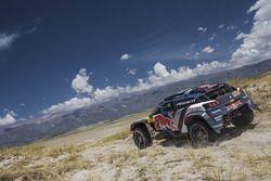 Карлос Сайнс и Лукас Крус, Peugeot Sport, Peugeot 3008 DKR (№303)