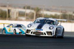 توم أوليفانت، السباق الأول من جولة دبي في بورشه جي تي 3 الشرق الأوسط