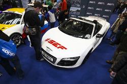 Een Audi R8 Spyder