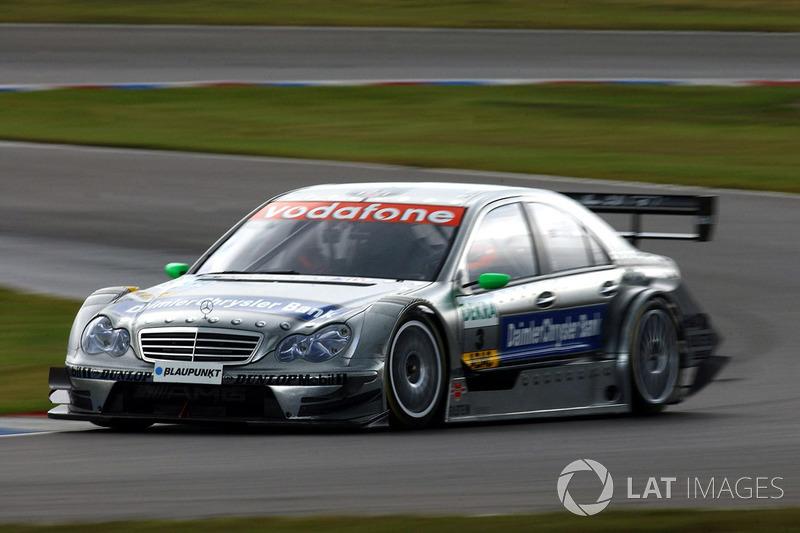 2005 (машина чемпиона и титул конструктора): AMG-Mercedes C-Klasse