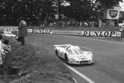 Jo Siffert A.T.E. Racing, Porsche 908 LH, Reinhold Joest, Mario Casoni, Michel Weber