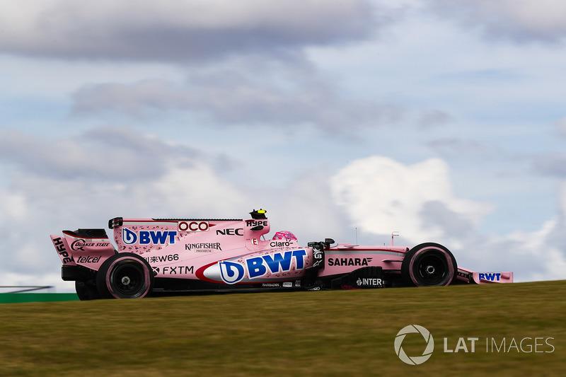Esteban Ocon – 27 GPs (Bélgica 2016 a México 2017)