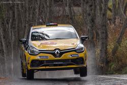 Olivier Courtois, Hubert Risser, Renault Clio R3T, Courtois Sport