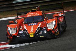 #26 G-Drive Racing ORECA 07-Gibson: Roman Rusinov, Pierre Thiriet, Nico Müller