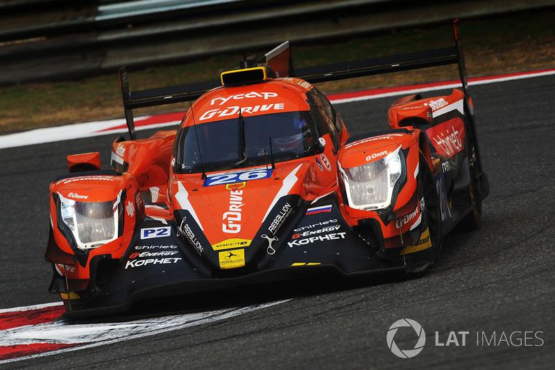 WEC/ELMS: G-Drive Racing