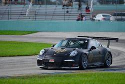 #18 MP2A Porsche 997, Anselmo Gonzalez, Juan Manuel Fayen, Formula Motorsport
