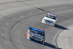 Ben Rhodes, ThorSport Racing Toyota, Tyler Young, Young Motorsports Chevrolet