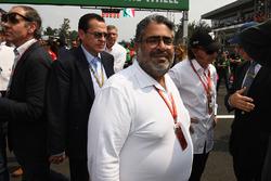 Shaikh Abdulla Bin Isa Al-Khalifa, du conseil du sport automobile de la FIA