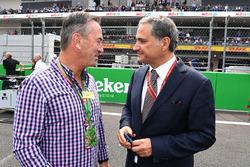 Alejandro Soberon, presidente y CEO de CIE Group y presidente del GP de México