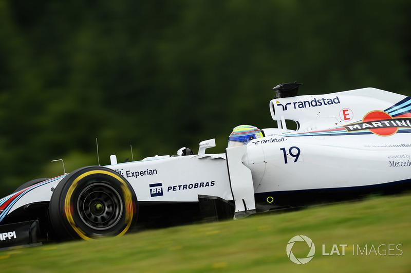 Com a transferência de Massa para a Williams em 2014, a petrolífera voltou a estampar sua marca na equipe.