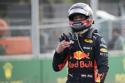 Max Verstappen, Red Bull Racing se ne va dopo l'incidente