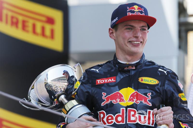 2016 - Max Verstappen, Red Bull Racing
