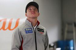 #1 Team Tom's Lexus LC500: Nick Cassidy