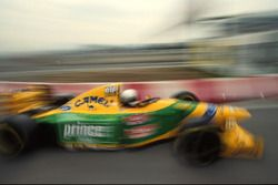 Риккардо Патрезе, Benetton B193B Ford