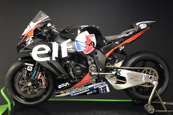 Kawasaki Puccetti Racing livery